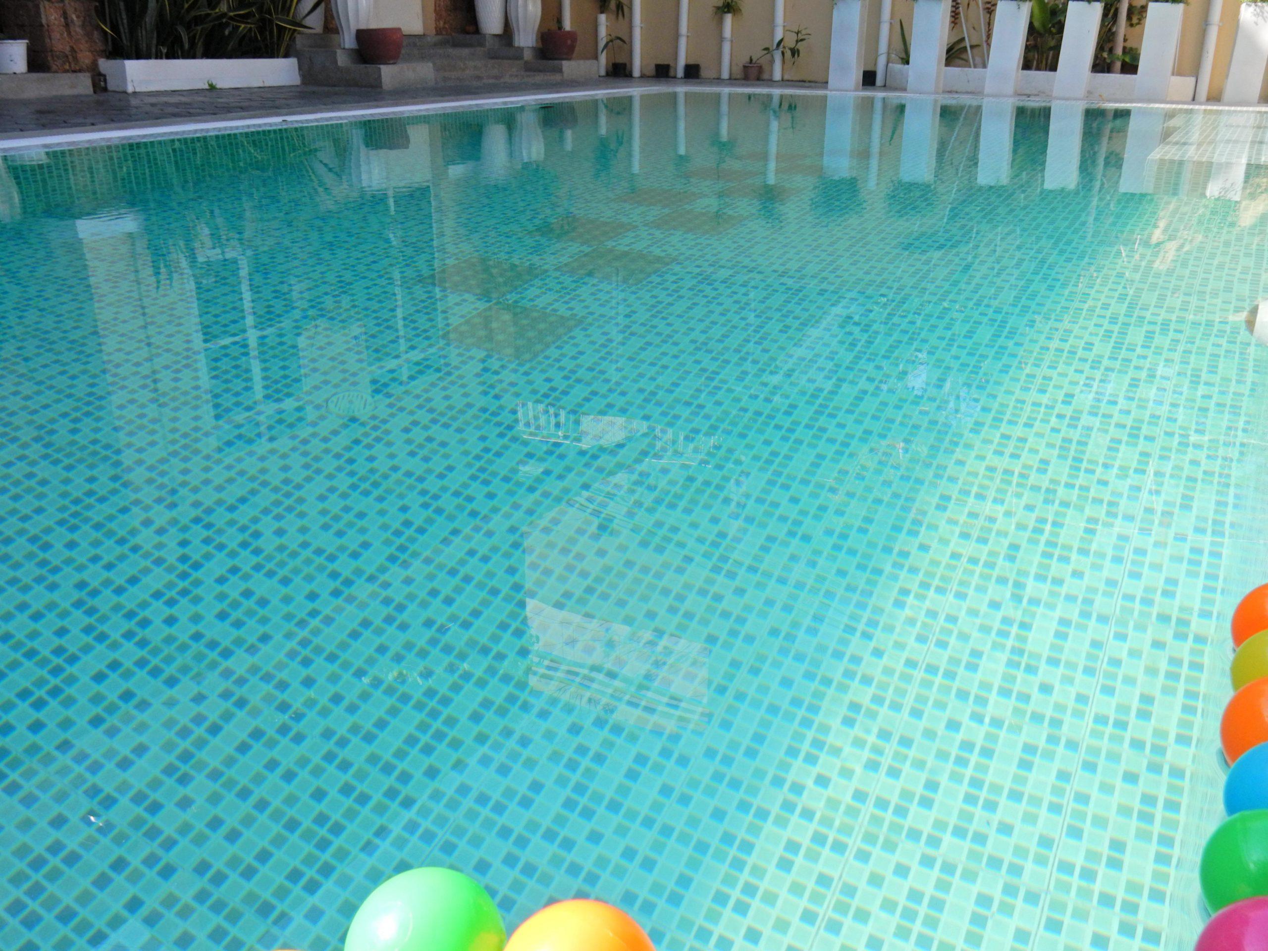 Royal Mekong Boutique Hotel swimming pool