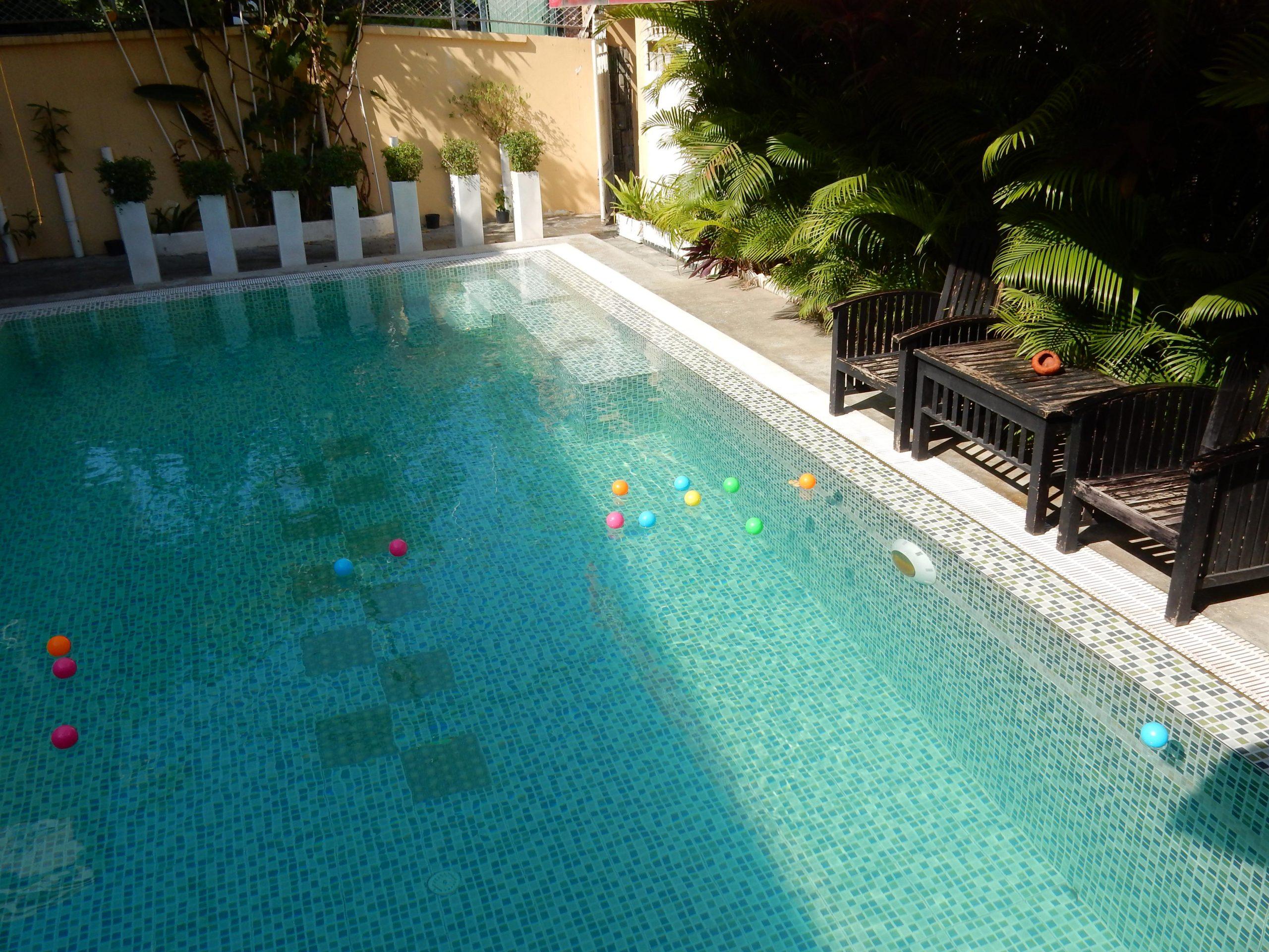Royal Mekong Boutique Hotel pool