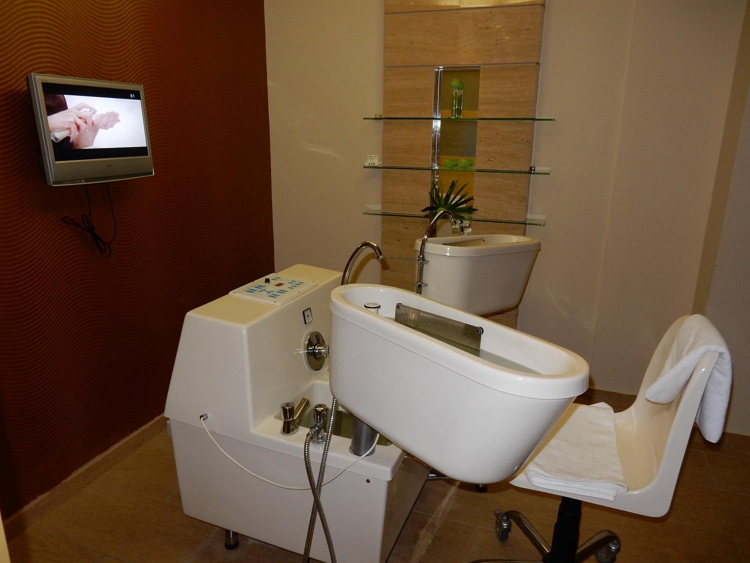Heviz Hotel Carbona treatment wellness spa kozmetika