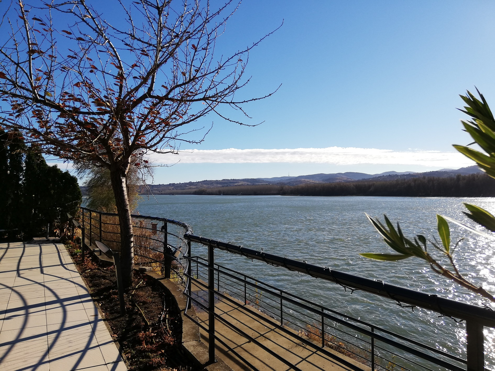 Panorama Aqualux Novi Sad Ujvidek Danube Duna