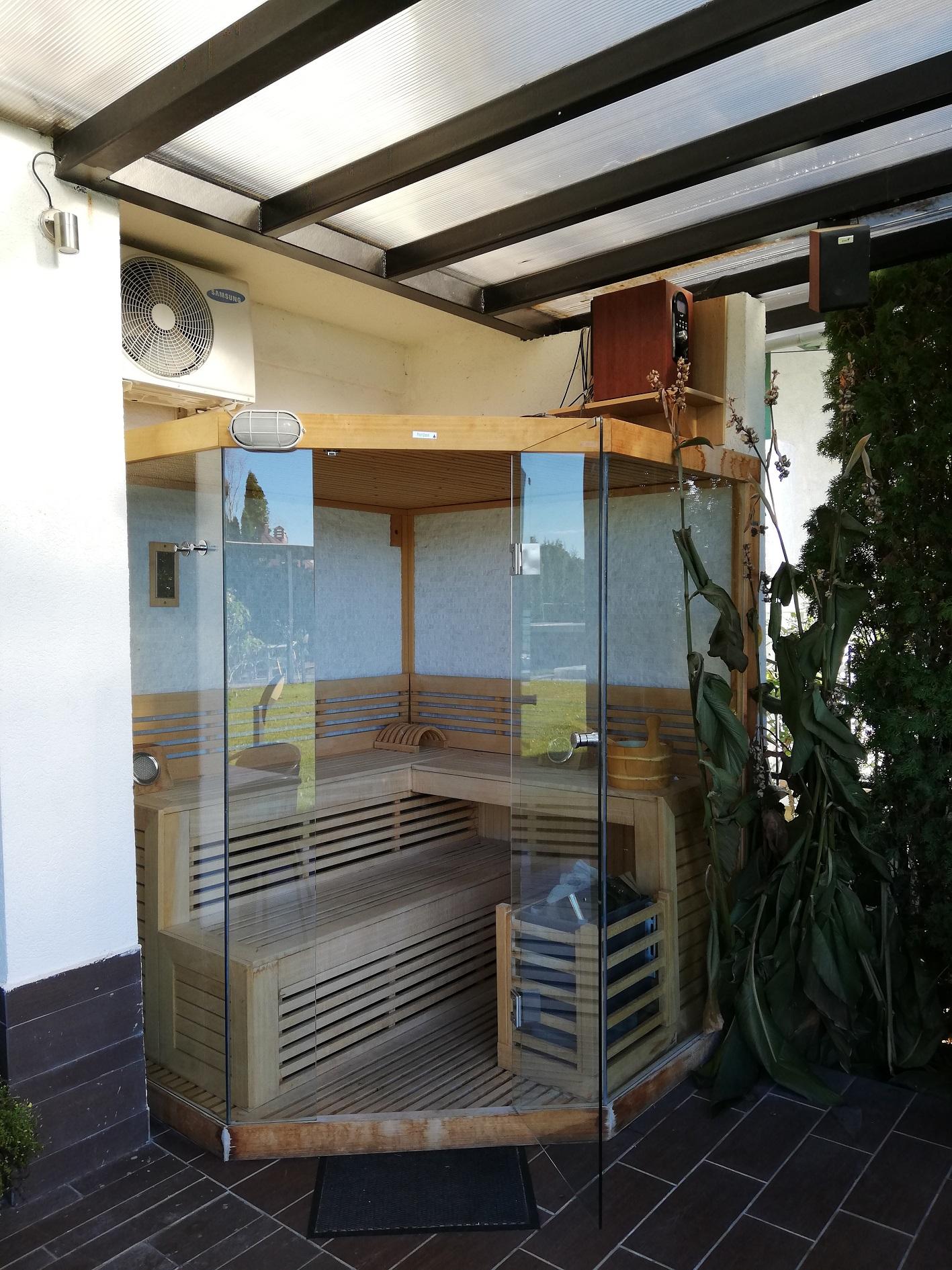Panorama Aqualux Novi Sad Ujvidek sauna