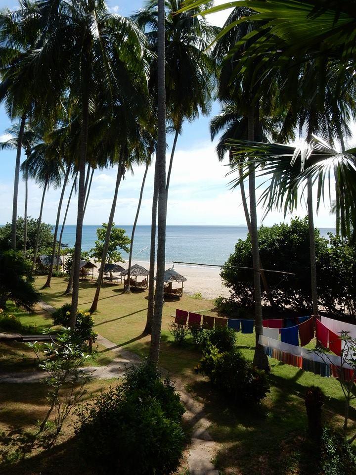 Koh Jum sziget Koh Lanta Krabi long tail boat Thaiföld