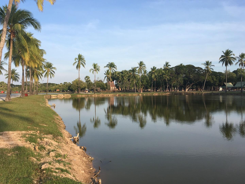 Sukhotai Thaiföld