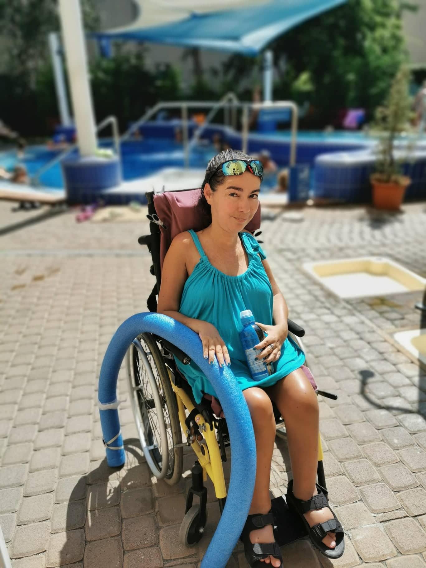 Tóth Tímea SMA adomány gyűjtés NEAK TB adó kezelés Spinraza kezelés