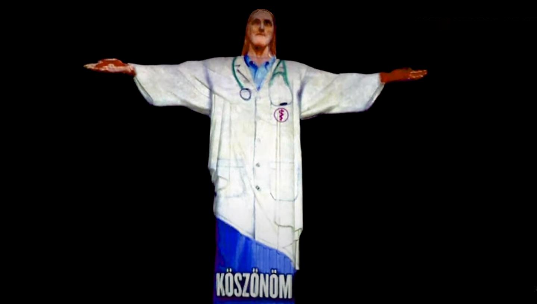 A Megváltó Krisztus szobra Rióban