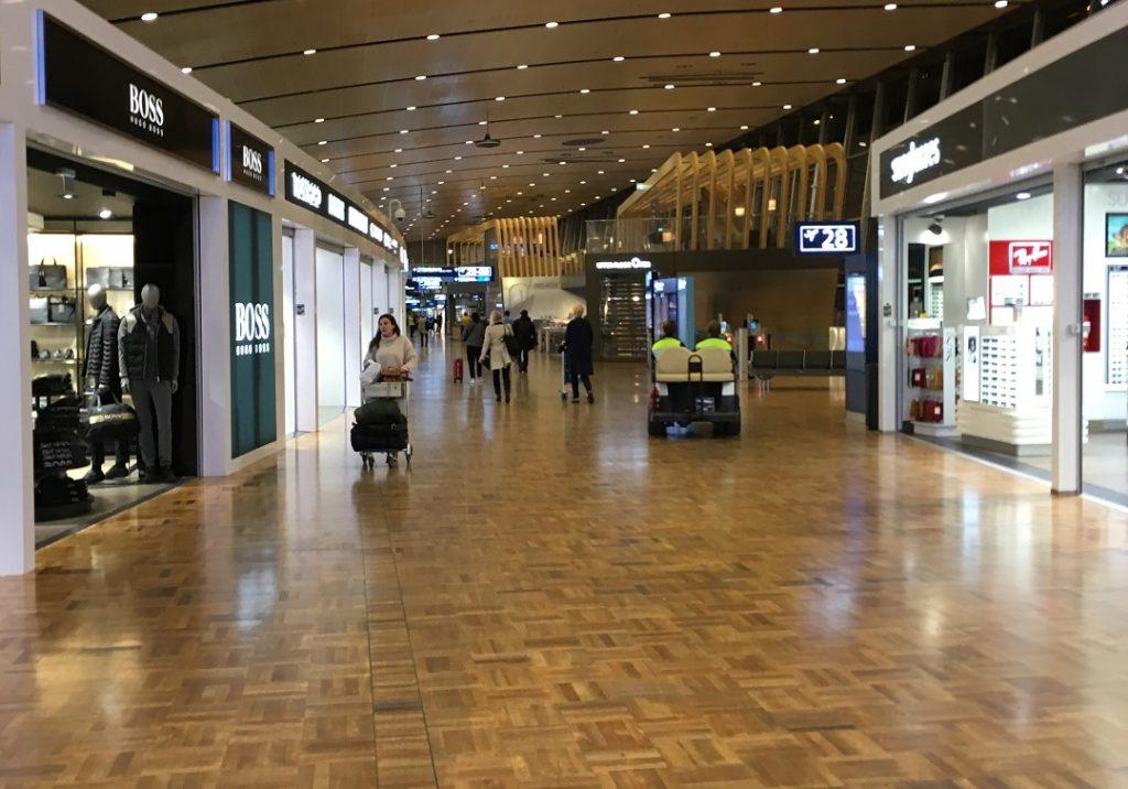 Helsinki Nemzetközi Repülőtér Finavia Finnair