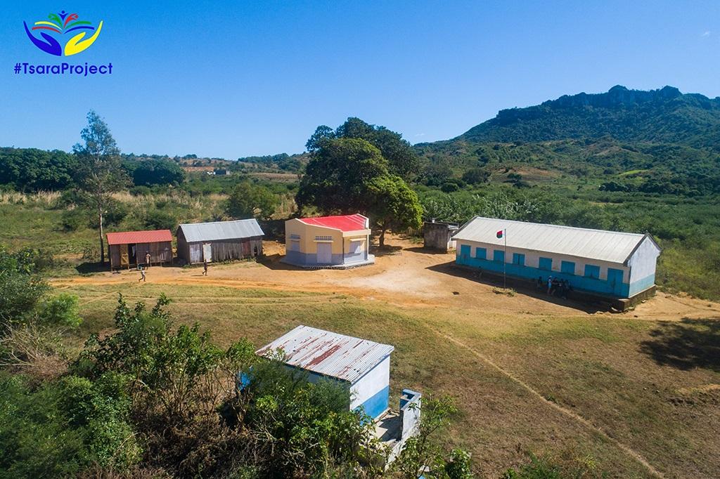 iskola Madagaszkáron