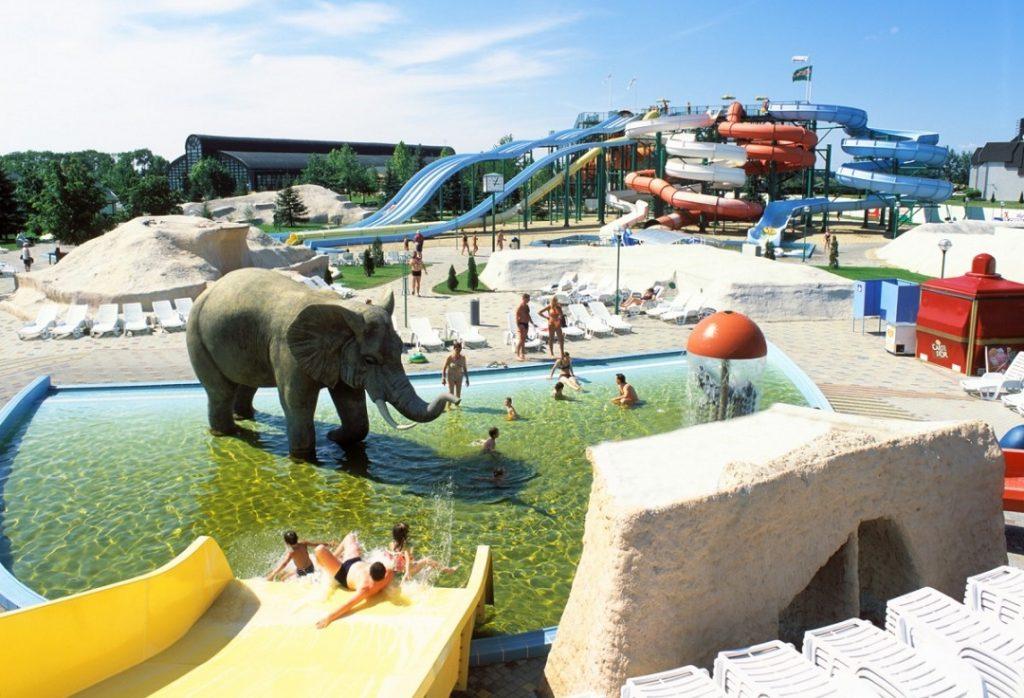 Hungarospa Hajdúszoboszló Aquapark