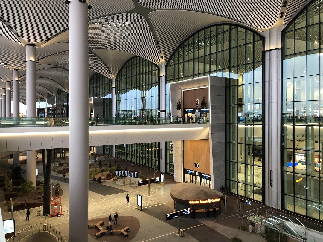 Isztambul-Ataturk-Nemzetközi-Repülőtér