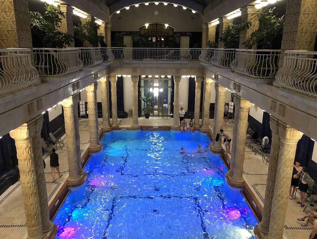 Gellért fürdő újranyitás 2020