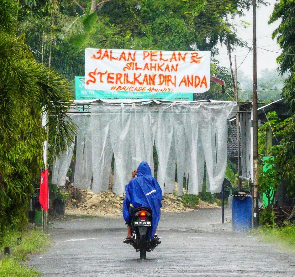Flóra az óperencián Indonézia