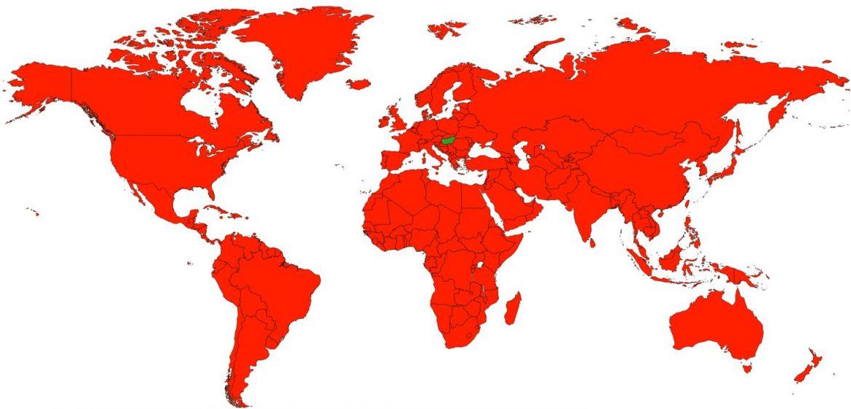 Utazásra nem javasolt térségek országok biztosítás térítés