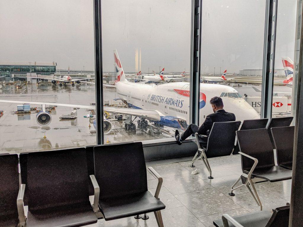 London Heathrow Európa legforgalmasabb reptere Párizs Charles de Gaulle