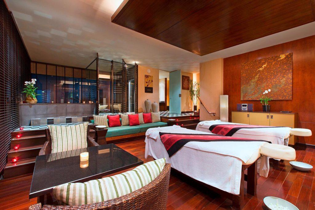 Westin Grand Sukhumvit Bangkok spa