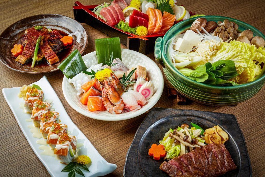 Westin Grand Sukhumvit Bangkok vacsora