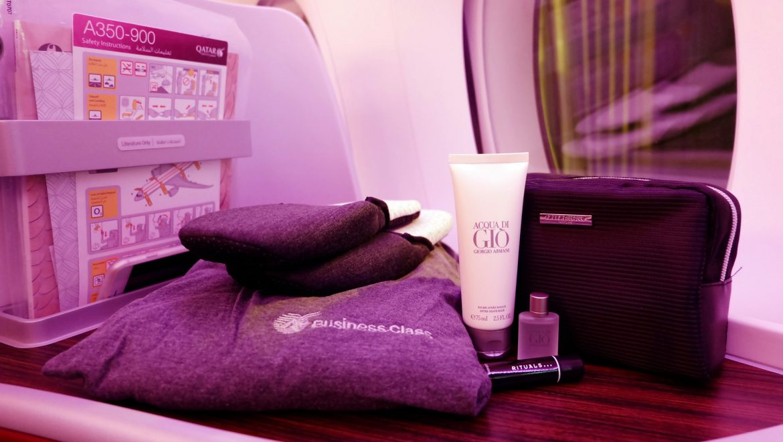 Qatar Airways business class új viteldíj csomag
