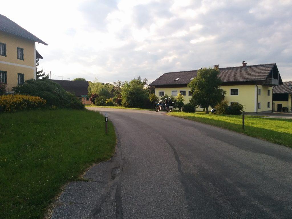 Fucking falu kirándulás Ausztriában