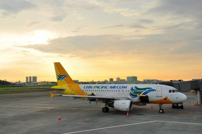 Cebu Pacific koronavírus covid biztosítás szolgáltatás utasoknak