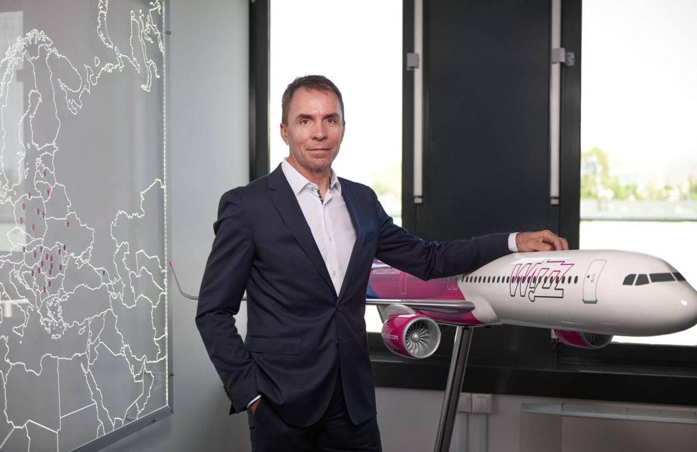 wizz air vezérigazgatója elmondta mikor állhat talpra légiközlekedés Váradi József