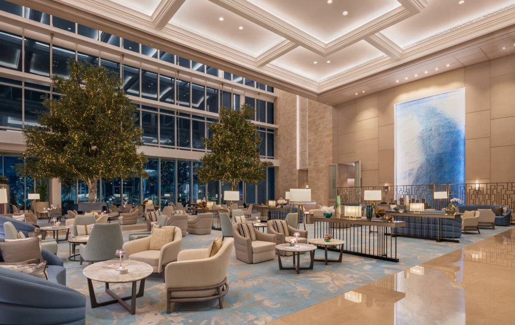 Address beach resort Dubaj recepció