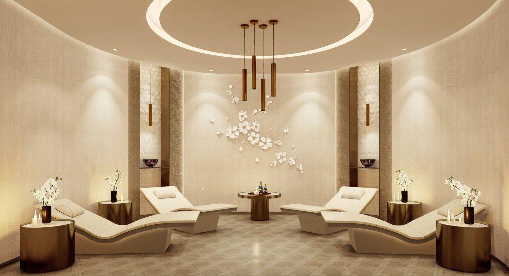 Address Beach Resort Dubaj spa wellness relax