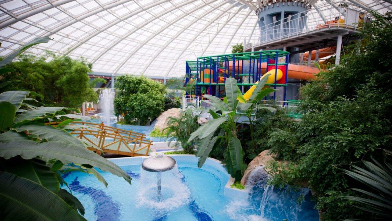 megújul Debrecen Aquaticum mediterrán élményfürdő fejlesztés felújítás BORD építész stúdió