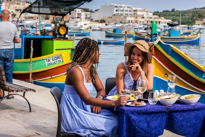 nyaralás Málta újranyitás 2021 június nyitás