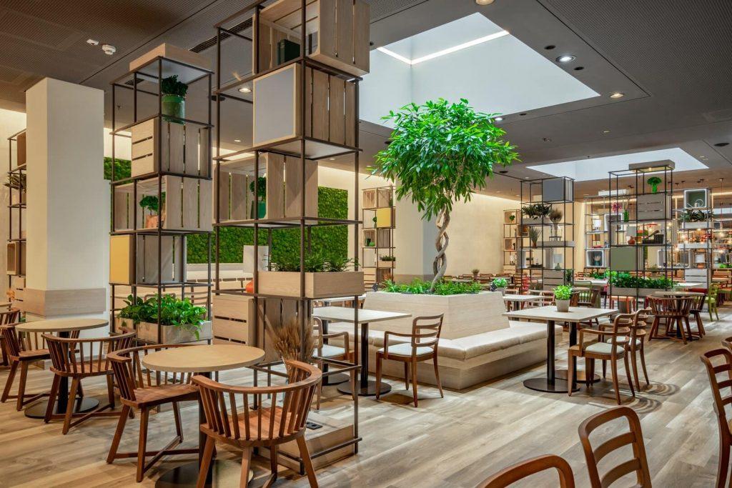 IntercityHotel Budapest szálloda étterem