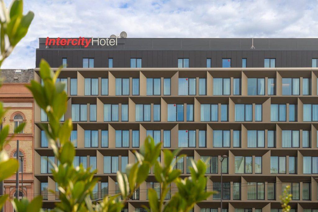 IntercityHotel Budapest szálloda megnyitó