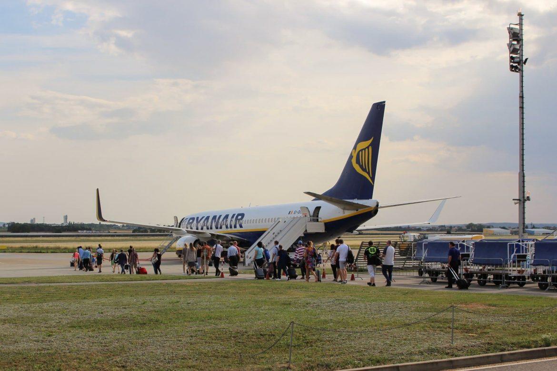 Ryanair Budapest járatok újraindulása Barcelona