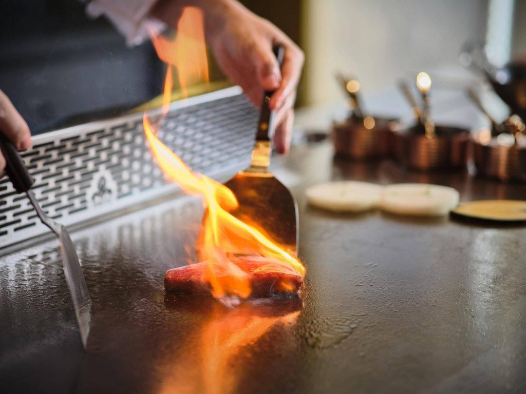 J Hotel Shanghai világ legmagasabb szállodája chef