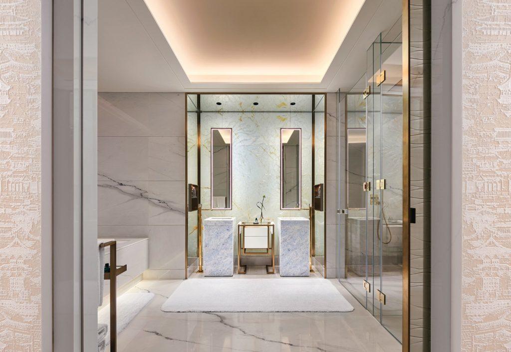 J Hotel Shanghai világ legmagasabb szállodája wellness spa