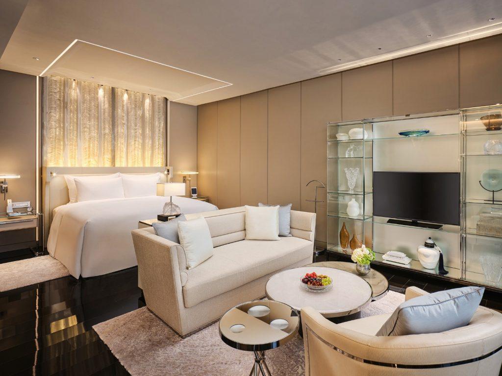 J Hotel Shanghai világ legmagasabb szállodája szoba