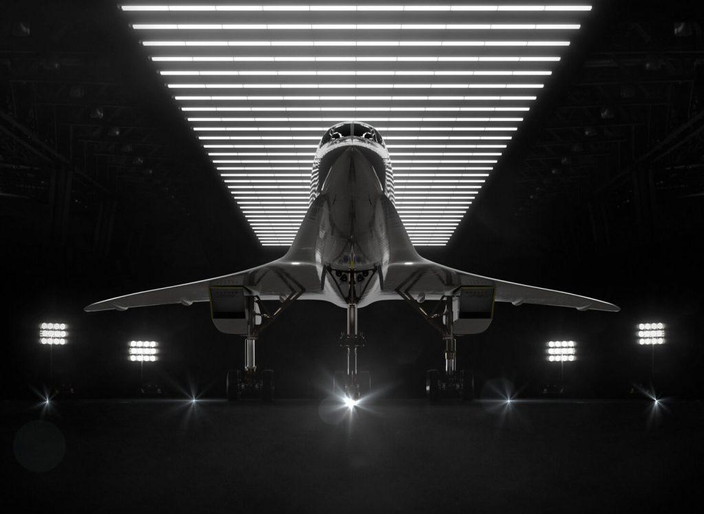 Szuperszonikus repülő Boom Overture United Airlines együttműködés