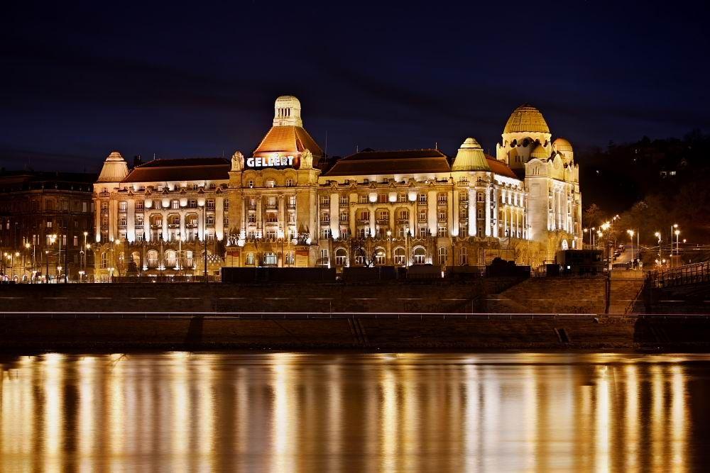 Gellért Szálló nyitás Danubius Hotel Gellért Ensana