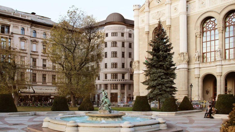 ötcsillagos szálloda Budapest Hotel Dorothea BDPST Group Vörösmarty tér