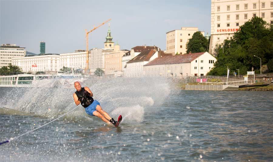 Linz digitális turizmus élménytár Ausztria