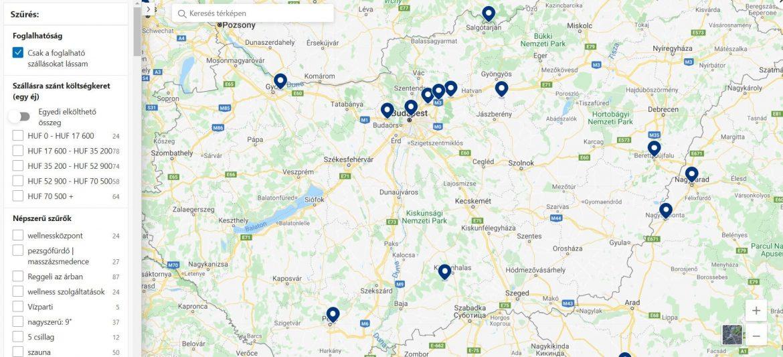 Magyarország belföldi turizmus telt ház augusztus 14