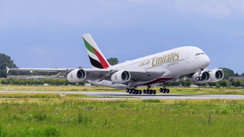 Emirates A380 újra repülhetünk ikonikus A380 Dél-Afrika