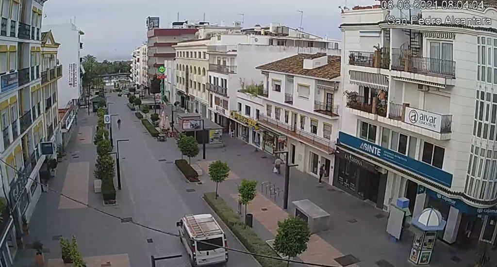Marbella látnivalók kiköltözik Orbán Ráhel webcam