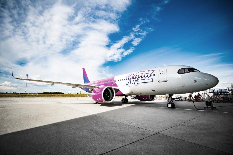 Wizz Air Moszkva Oslo Odessza Tel-Aviv London Gatwick menetrend