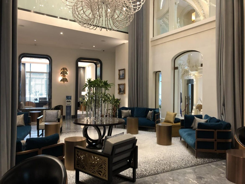 Matild Palace Budapest the Luxury Collection Marriott World Travel Awards 2021 vezető szálloda