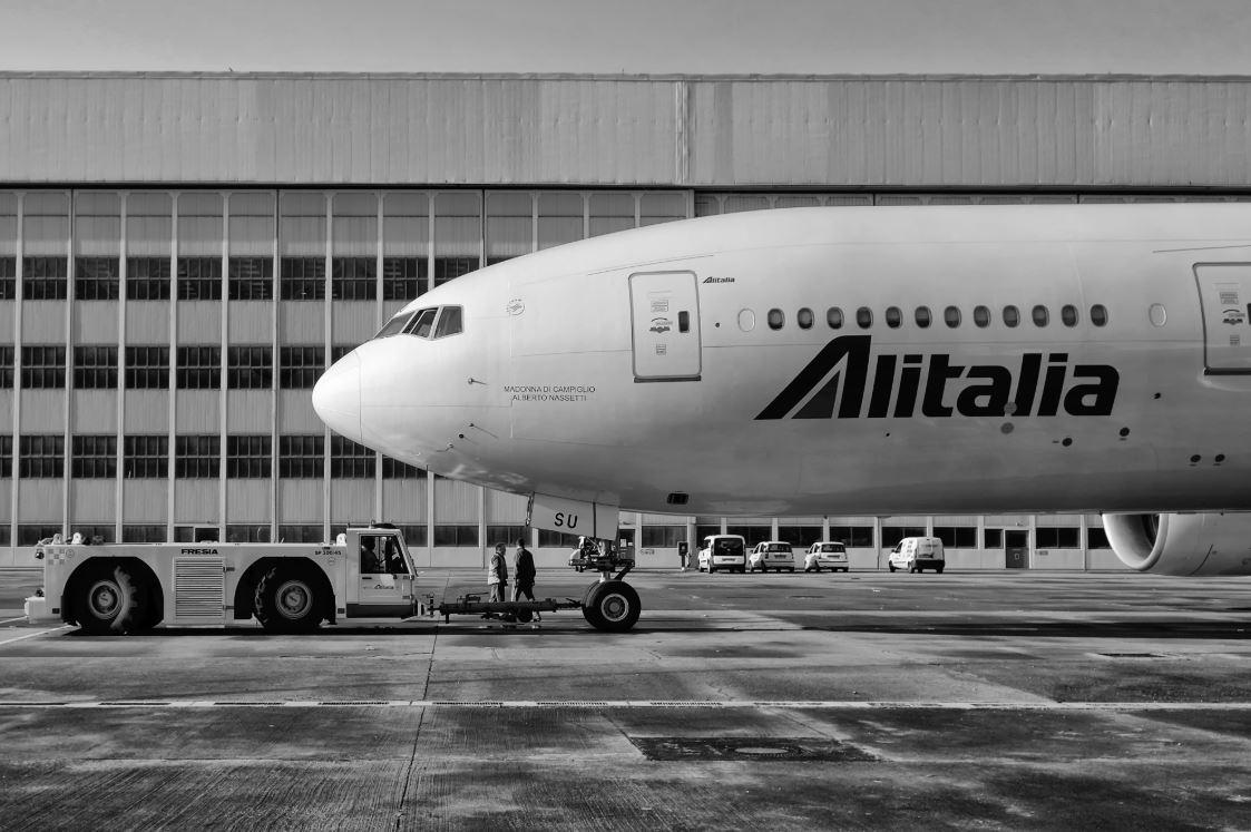 megszűnt Alitalia ITA
