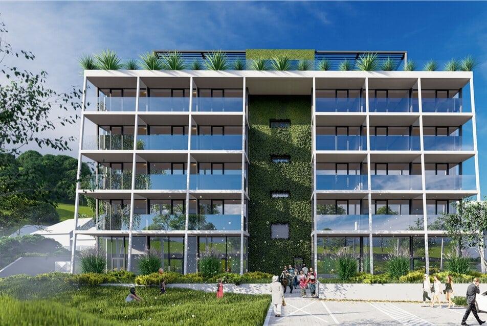Tokaj Mercure Hotel nyílik Accor BORD építészstúdió